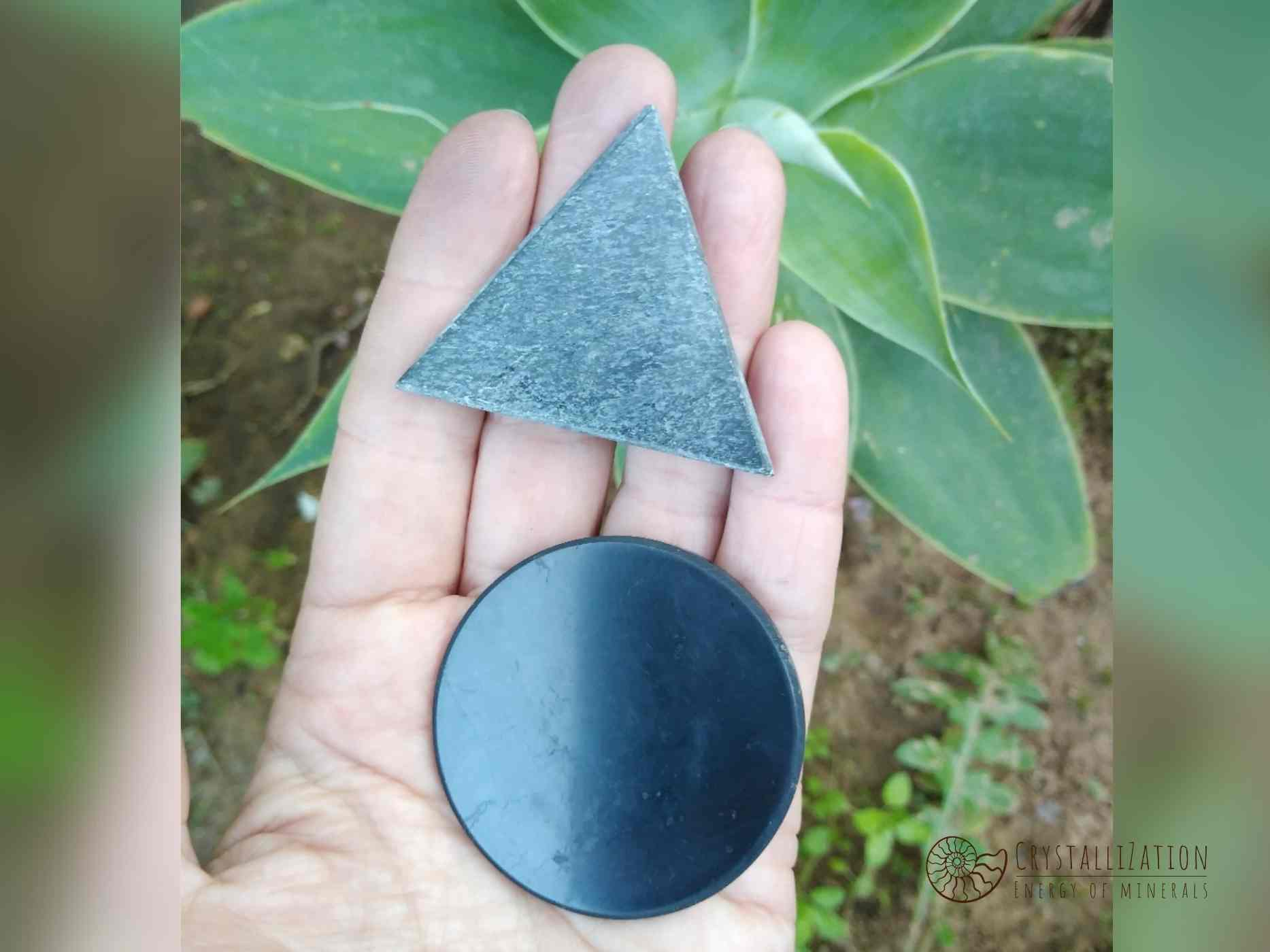гармонизаторы диск и треугольник